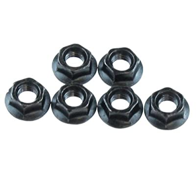 Redcat Racing BS808-003 5Mm Locknut (6Piece): Toys & Games