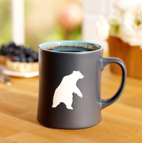 Starbucks Yukon Etched Coffee Mug