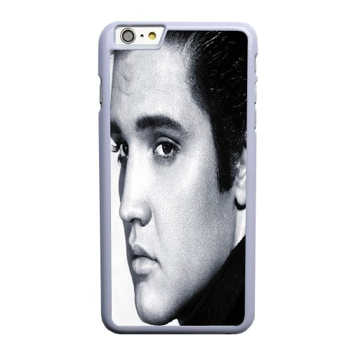 Coque,Coque iphone 6 6S 4.7 pouce Case Coque, Elvis Presley Cover For Coque iphone 6 6S 4.7 pouce Cell Phone Case Cover blanc