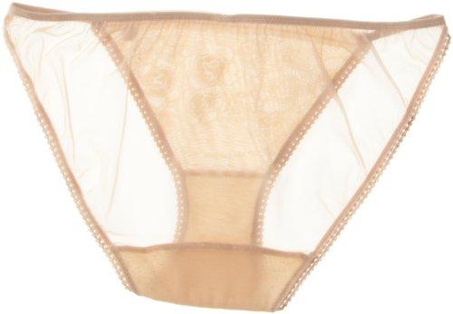 DKNY - Bikini para mujer (Skinny Dip With Hazelnut)