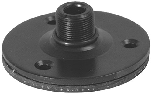 On Stage TMO8B Threaded Table Microphone - Mounting Flange Microphone