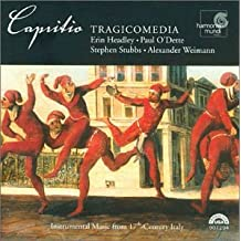 Capritio: Instrumental Music from 17th Century Italy