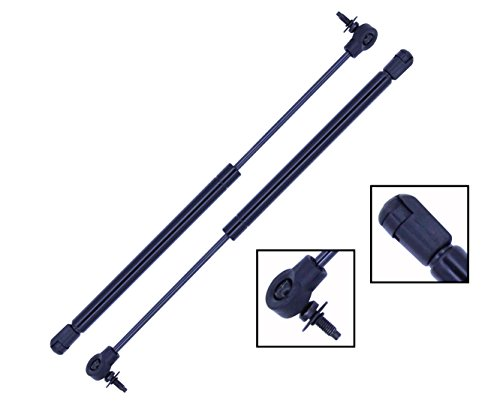 (2 Pieces (Set) Back Glass Lift Supports 1999 To 2004 Jeep Grand Cherokee )
