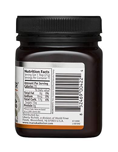 Manuka Doctor Bio Active Honey, 24 Plus, 8.75 Ounce by Manuka Doctor (Image #4)