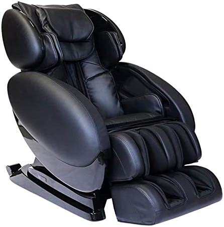 Infinity IT-8500 X3 – Full Body Zero Gravity 3D Massage Chair – Featuring Air Compression, Decompression Stretch, Lumbar Heat, and Shiatsu Technique- Black