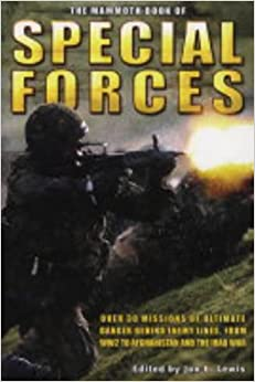 Book The Mammoth Book of SAS and Special Forces (Mammoth Books)