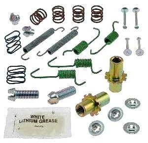 carlson quality brake parts 17416 drum brake hardware kit automotive. Black Bedroom Furniture Sets. Home Design Ideas
