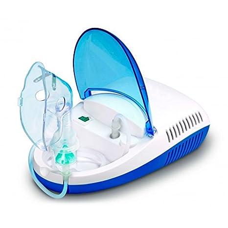 Nebulizador a pistón aerosolterapia para adultos y niños OxyHealth: Amazon.es: Salud y cuidado personal