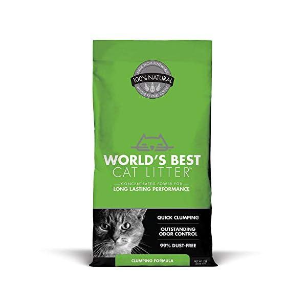 World's Best Cat Litter, Clumping Formula 1