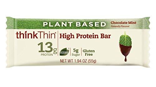 thinkThin High Protein Plant-Based Bars