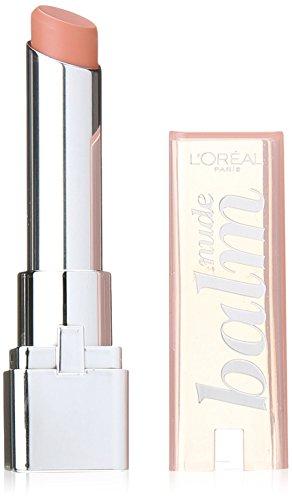 L'Oreal Paris Colour Riche Lip Balm, Nourishing Nude, 0.10 - Care Loreal Lip