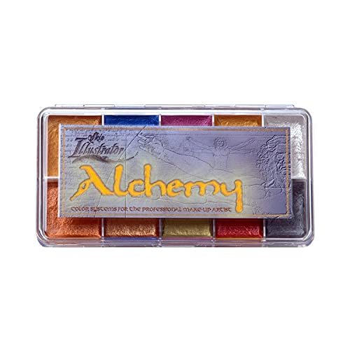Skin Illustrator Alchemy Palette – Jewel Tones You can use as eyeshadow!