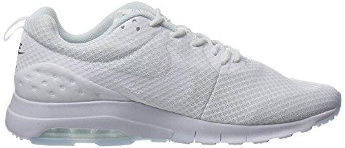 White Max White Scarpe da LW Ginnastica Nike 110 Motion black Uomo Bianco Air vT5IqAxwz