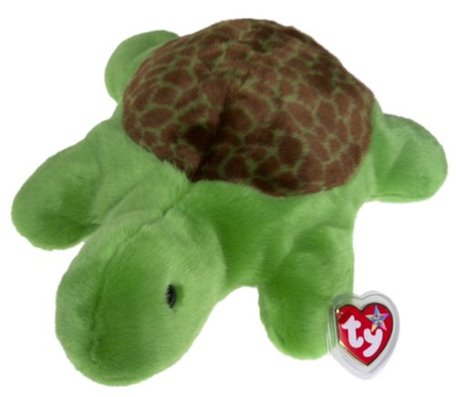 Ty Beanie Buddy - Speedy the Turtle