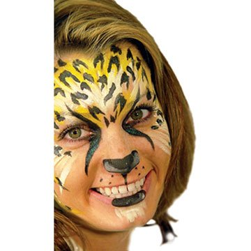 EZ MU Kit Good Kitty Cat Costume Makeup ()