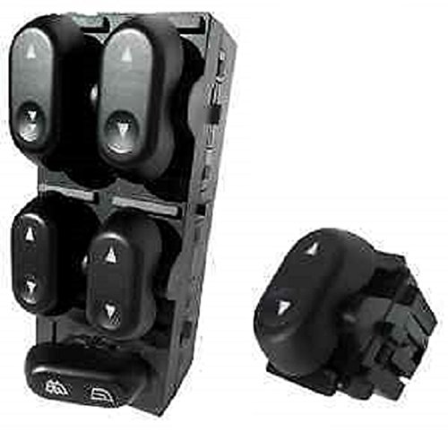 F150 2004 Ford Window (Fits Ford F-150 Master Power Window Switch and Passenger Window Switch 2004-2008)