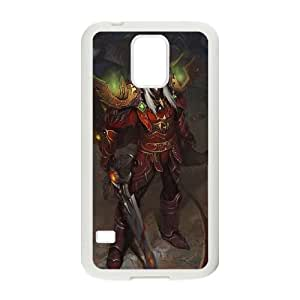 Lor'themar Theron Samsung Galaxy S5 Cell Phone Case White DIY Gift xxy002_0361478