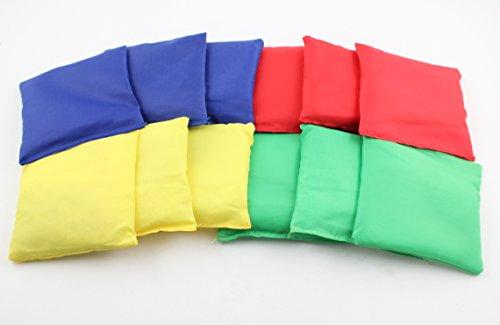 [해외]Ifavor123 모듬 컬러 나일론 5 \\ / Ifavor123 Assorted Color Nylon 5\u201d Bean Bags