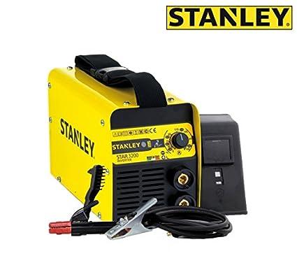 Soldador Inverter de electrodo 130 Amp Stanley - Star Series 3200 ...