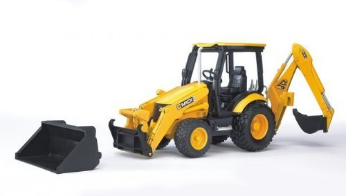 Amazon.com: Juego/Play Bruder JCB MIDI CX Loader ...