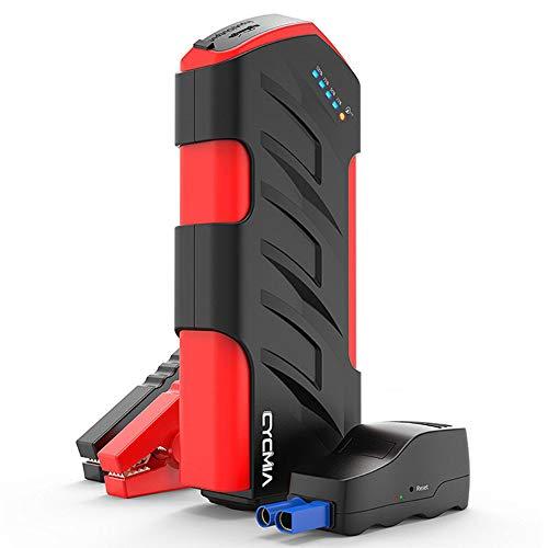 Coche Jump Starter auto cargador de batería y 15000mAh externa cargador de batería de coche puente para 12V autoMotriz,...