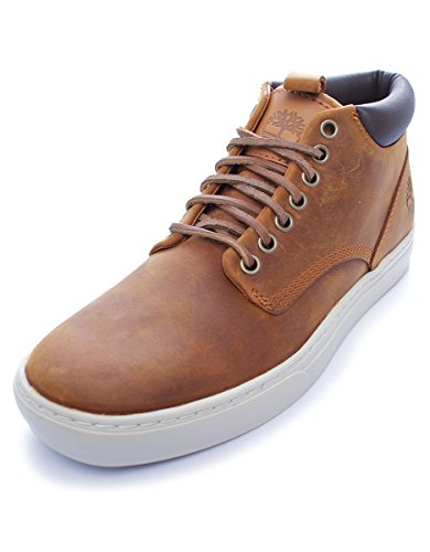 Sneaker Timber C5461am Brown Tuff Uomo Red Medium 77zFOwqg
