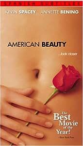 Belleza Americana  (American Beauty) [VHS]