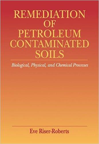 Franske bøger download gratis Remediation of Petroleum Contaminated Soils: Biological, Physical, and Chemical Processes DJVU