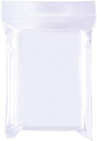 BENECREAT 200 Pack Bolsas Transparente con Cierre 7x10cm Bolsa ...