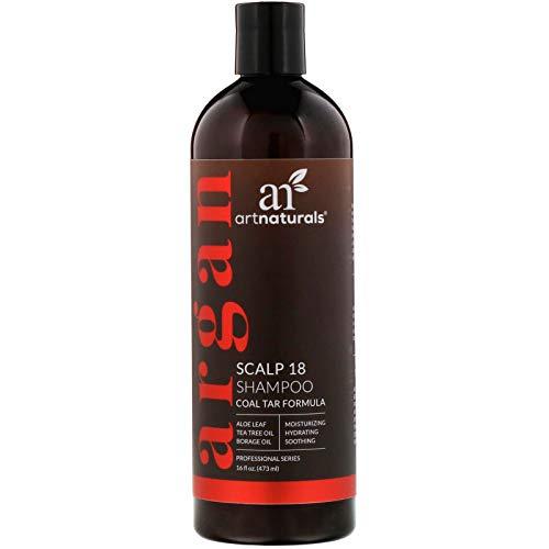 Artnaturals Argan Scalp 18 Shampoo, 16 Ounce
