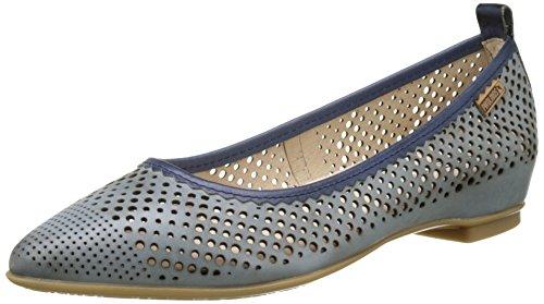 Pikolinos Marina W5l_v17, Bailarinas Para Mujer Azul (Denim)