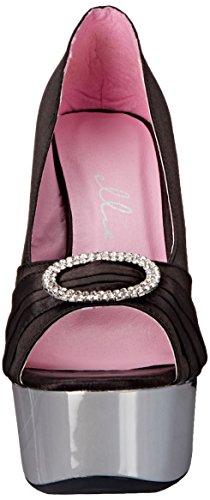 Ellie Lauren Dress Pump Black 609 Shoes Women's xqwxavz