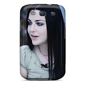 MansourMurray Samsung Galaxy S3 High Quality Hard Phone Cases Support Personal Customs Vivid Evanescence Band Series [UkX19249MoLC]