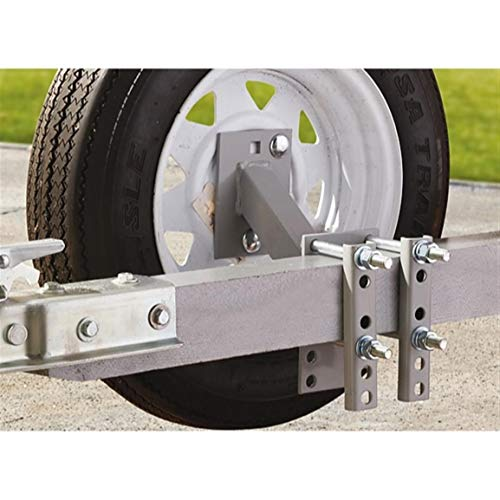 Guide Gear Trailer Side Mount Spare Tire Carrier