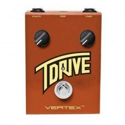 Vertex Effects T Drive Overdrive Guitar Effects