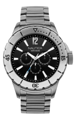 Nautica Men's N19569G NSR 05 Sporty Bracelet Watch