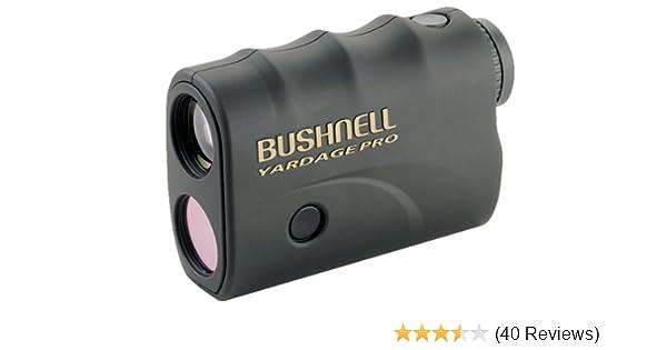 Bushnell Entfernungsmesser Yardage Pro : Amazon bushnell yardage pro scout laser rangefinder sports