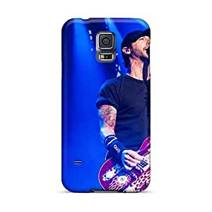 Samsung Galaxy S5 Bwc16424KqNS Support Personal Customs Fashion Godsmack Band Skin Scratch Protection Cell-phone Hard Covers -AshleySimms