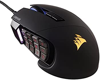 Corsair Scimitar RGB CH-9000231-NA Optical Gaming Mouse
