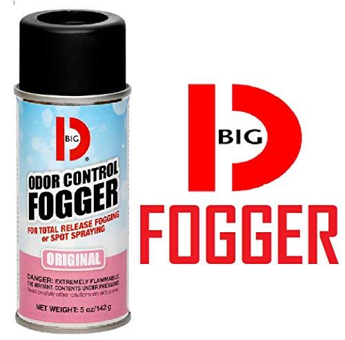 Big D Fogger Bomb The Best Car Odor Eliminator Air Freshener