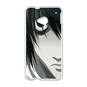 Death Note HTC One M7 Cell Phone Case White Gift xxy_9932688