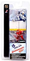 "McFarlane Toys NHL Detroit Red Wings & St. Louis Blues Sports Picks 3 Inch Mini Series 2 Owen Nolan & Brendan Shanahan 3"" Mini Figure 2-Pack"
