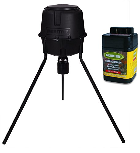 Moultrie Gallon Programmable Tripod Battery product image