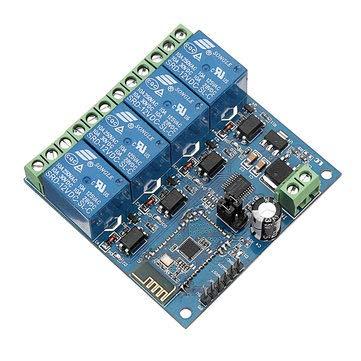 Amazon com : DC12V 4- Module Board for Arduino Relay Module -Channel