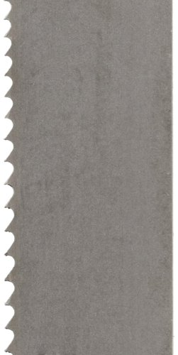 Starrett Intenss Pro-Die Band Saw Blade, Bimetal, Intenss Tooth, Wavy Set, Neutral Rake, 64.5