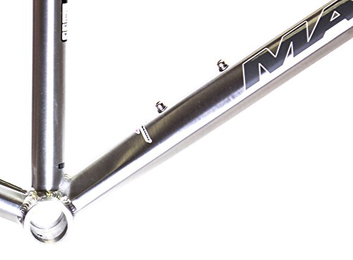 15'' MARIN LARKSPUR 700C Women's Hybrid City Bike Frame Silver Aluminum NOS NEW by Marin (Image #3)