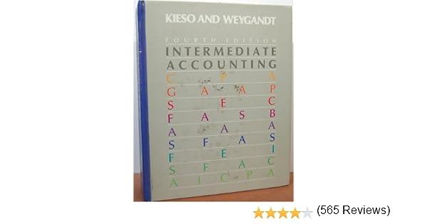 Intermediate accounting donald e kieso jerry j weygandt intermediate accounting donald e kieso jerry j weygandt 9780471088714 amazon books fandeluxe Gallery
