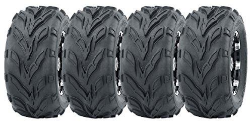 Tires Trailer Atv (Set of 4 WANDA ATV tires 16x8-7 16X8X7 4PR 10189)