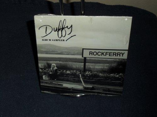 (Duffy: Rockferry Album Sampler PROMO 2008 [CD] 5 tracks)
