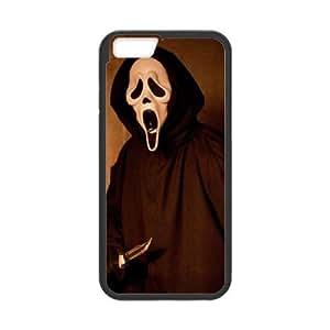 Scream iPhone 6 Plus 5.5 Inch Cell Phone Case Black K3965222